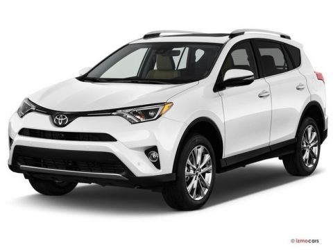 New 2016 Toyota RAV4 Limited