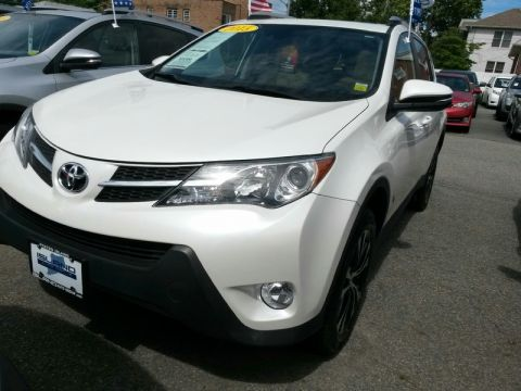 Certified Pre-Owned 2015 Toyota RAV4 AWD 4dr XLE LIFETIME WARRANTY All Wheel Drive SUV