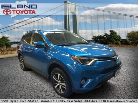 Certified Pre-Owned 2016 Toyota RAV4 AWD 4dr XLE All Wheel Drive SUV
