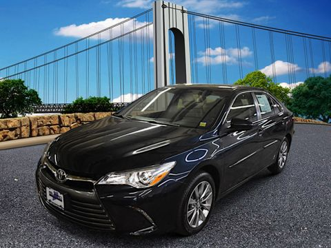 Certified Pre-Owned 2016 Toyota Camry XLE LOADED LIFETIME WARRANTY Front Wheel Drive Sedan