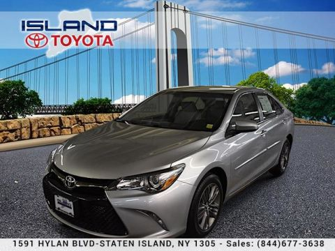 Certified Pre-Owned 2016 Toyota Camry 4dr Sdn I4 Auto SELIFETIME WARRANTY Front Wheel Drive Sedan