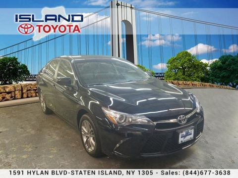 Certified Pre-Owned 2017 Toyota Camry SE LIFETIME WARRANTY INCLUDED Front Wheel Drive Sedan