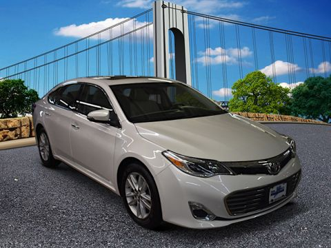Certified Pre-Owned 2015 Toyota Avalon 4dr Sdn XLE Premium LIFETIME WARRANTY Front Wheel Drive Sedan