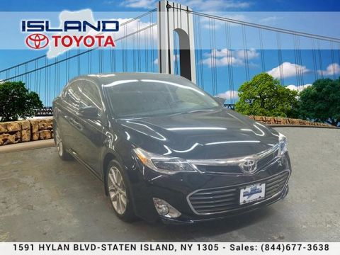 Certified Pre-Owned 2014 Toyota Avalon LIFE TIME WARRANTY INCLUDED 4dr Sdn XLE Touring W/BSM XTRAFF ALERT Front Wheel Drive Sedan