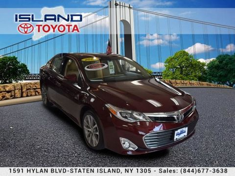 Certified Pre-Owned 2015 Toyota Avalon 4dr Sdn XLE Touring LIFETIME WARRANTY INCLUDED Front Wheel Drive Sedan