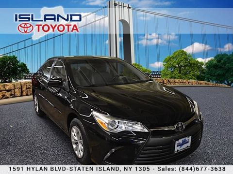 Pre-Owned 2016 Toyota Camry 4dr Sdn I4 Auto LELIFETIME WARRANTY Front Wheel Drive Sedan