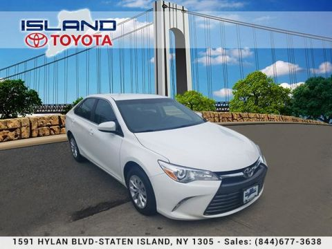 Certified Pre-Owned 2015 Toyota Camry 4dr Sdn I4 Auto LE LIFE TIME WARRANTY Front Wheel Drive Sedan