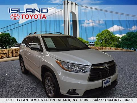Certified Pre-Owned 2016 Toyota Highlander AWD 4dr V6 LE LIFETIME WARRANTY All Wheel Drive SUV