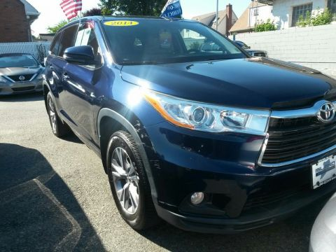 Certified Pre-Owned 2014 Toyota Highlander AWD 4dr V6 LE Plus LIFETIME WARRANTY All Wheel Drive SUV