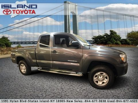 Certified Pre-Owned 2013 Toyota Tacoma 4WD Access Cab V6 AT Four Wheel Drive Pickup Truck