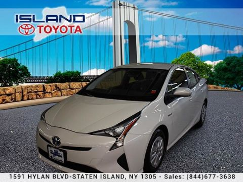 Certified Pre-Owned 2016 Toyota Prius 5dr HB Two Front Wheel Drive Hatchback