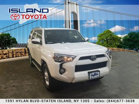 Certified Pre-Owned 2015 Toyota 4Runner 4WD 4dr V6 SR5 LIFETIME WARRANTY INCLUDED Four Wheel Drive SUV