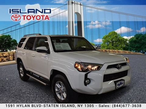 Certified Pre-Owned 2016 Toyota 4Runner 4WD 4dr V6 SR5 Premium 3RD ROW SEAT Four Wheel Drive SUV