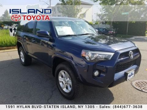 Certified Pre-Owned 2017 Toyota 4Runner SR5 4WD Four Wheel Drive Sport Utility