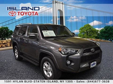 Certified Pre-Owned 2016 Toyota 4Runner 4WD 4dr V6 SR5 LIFETIME WARRANTY Four Wheel Drive SUV