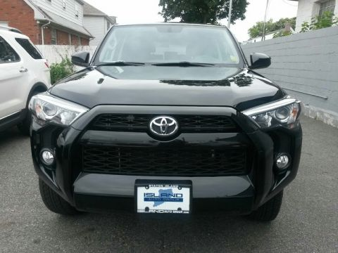 Certified Pre-Owned 2017 Toyota 4Runner SR5 Premium W/3RD ROW SEAT LIFETIME WARRANTY Four Wheel Drive SUV