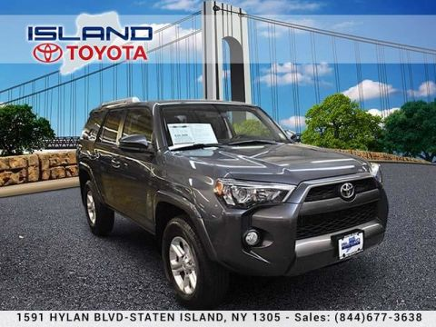 Pre-Owned 2017 Toyota 4Runner SR5 4WD LIFETIME WARRANTY Four Wheel Drive Sport Utility