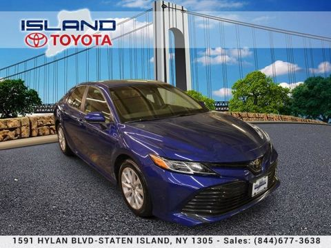 Certified Pre Owned 2018 Toyota Camry LE Auto LIFETIME WARRANTY CERTIFIED  Front Wheel Drive Sedan