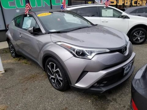 Pre-Owned 2018 Toyota C-HR XLE Premium Front Wheel Drive SUV