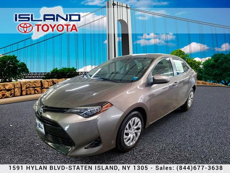 Pre-Owned 2017 Toyota Corolla LE CVT ONLY14000 MILES 1605 HYLAN BLVD 1.9% AVAILABLE