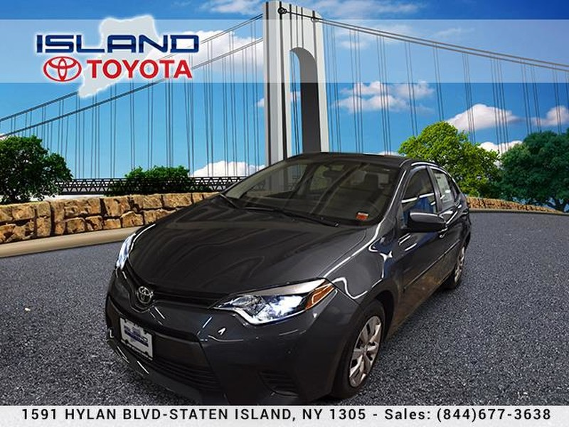 Pre-Owned 2016 Toyota Corolla 4dr Sdn CVT LE LIFETIME WARRANTY