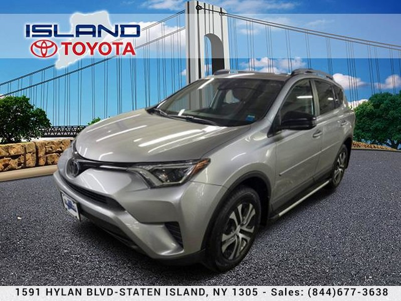 Pre-Owned 2017 Toyota RAV4 LE AWD CALL 718 979 9595 CERTIFIED DRIVE TODAY!