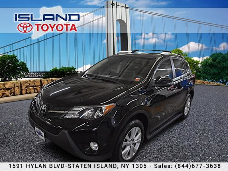 Pre-Owned 2015 Toyota RAV4 AWD 4dr Limited 11000MILES LIFETIME WARRANTY
