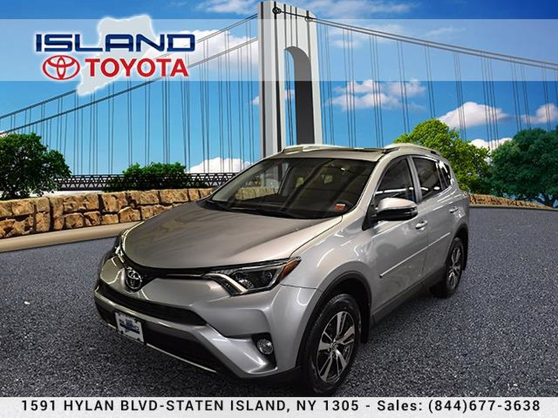 Pre-Owned 2016 Toyota RAV4 AWD 4dr XLE LIFETIME WARRANTY