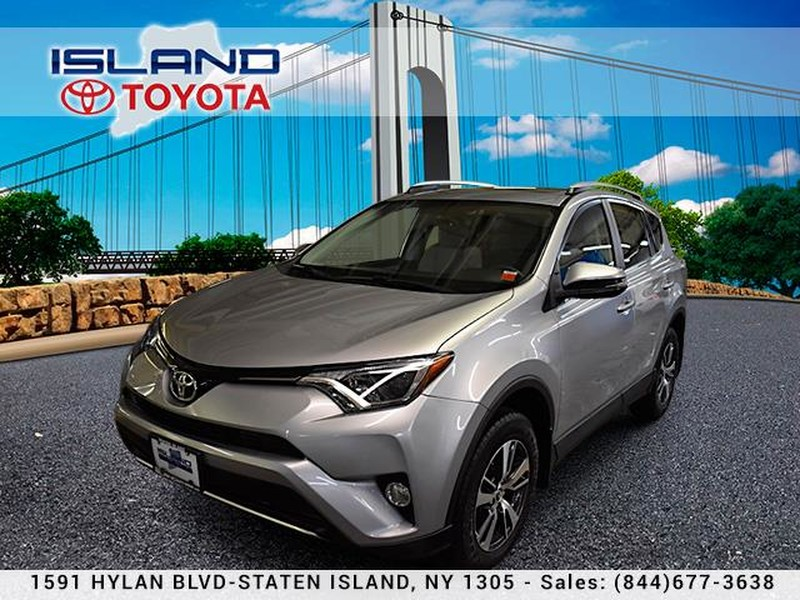 Pre-Owned 2016 Toyota RAV4 AWD 4dr XLE LIFETIME WARRANTY 8000 MILES!!!!!!!!!!!