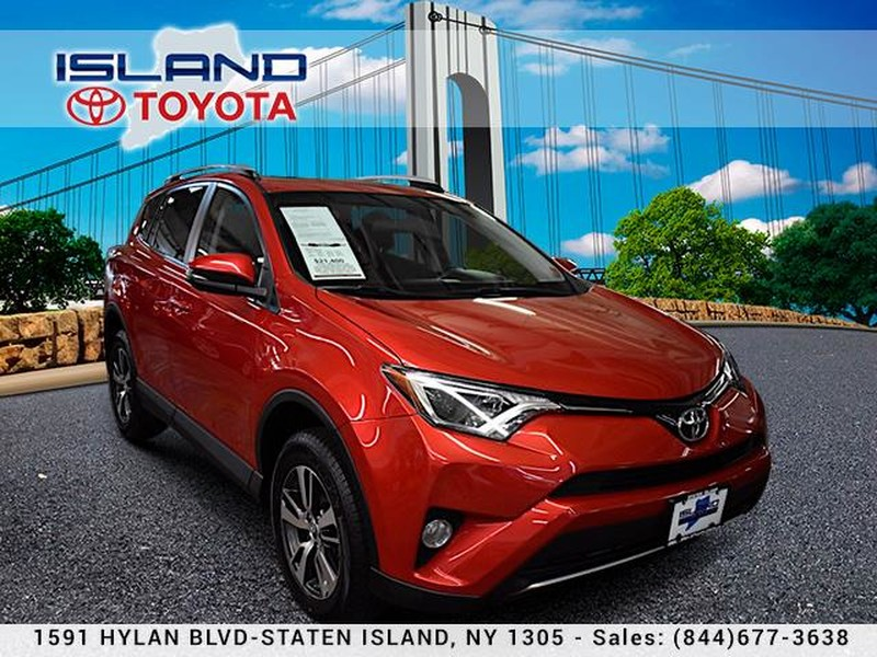 Certified Pre Owned 2016 Toyota Rav4 Awd 4dr Xle Lifetime Warranty