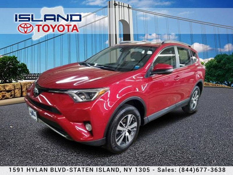Pre-Owned 2017 Toyota RAV4 XLE AWD (Natl) CERTIFIED TOYOTA 718 979 9595