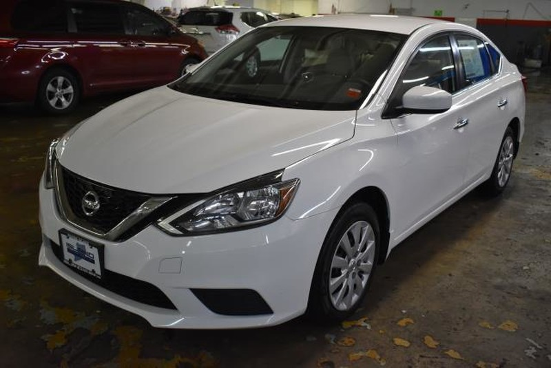Pre-Owned 2016 Nissan Sentra 4dr Sdn I4 CVT FE+ S LIFETIME WARRANTY