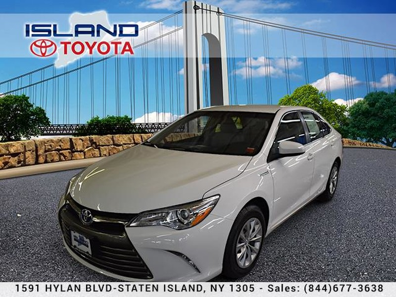 Pre-Owned 2016 Toyota Camry Hybrid 4dr Sdn LE LIFETIME WARRANTY