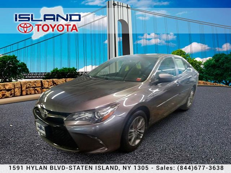 Pre-Owned 2017 Toyota Camry SE LIFETIME WARRANTY