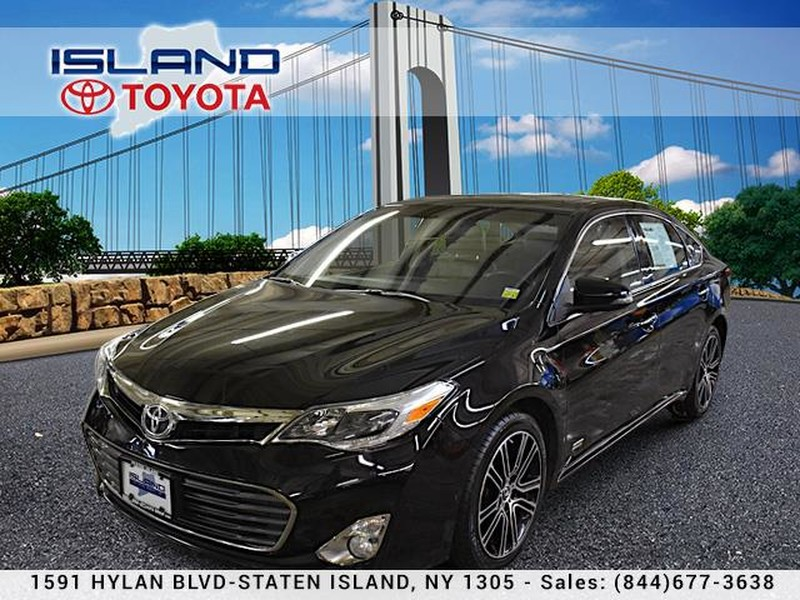 Certified Pre-Owned 2015 Toyota Avalon 4dr Sdn XLE Touring SE LIFETIME WARRANTY