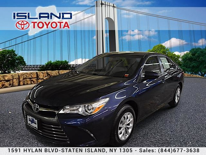 Certified Pre-Owned 2016 Toyota Camry 4dr Sdn I4 Auto LE LIFETIME WARRANTY