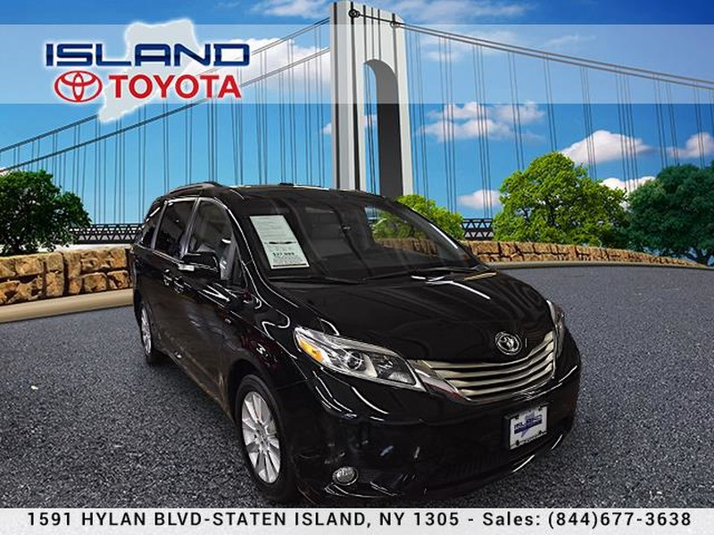Pre-Owned 2016 Toyota Sienna 5dr 7-Pass Van Ltd AWD LIFETIME WARRANTY