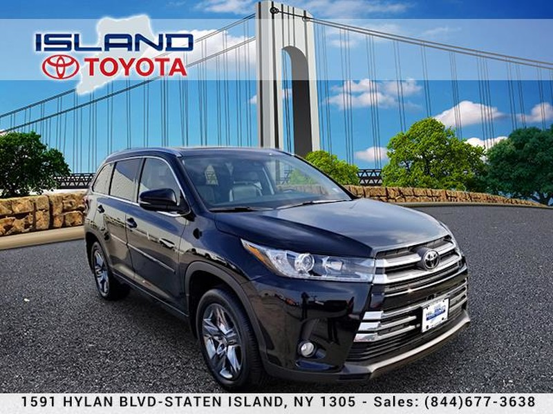 Pre-Owned 2018 Toyota Highlander Limited Platinum 3000MILES LIFETIME WARRANTY LIKE NEW