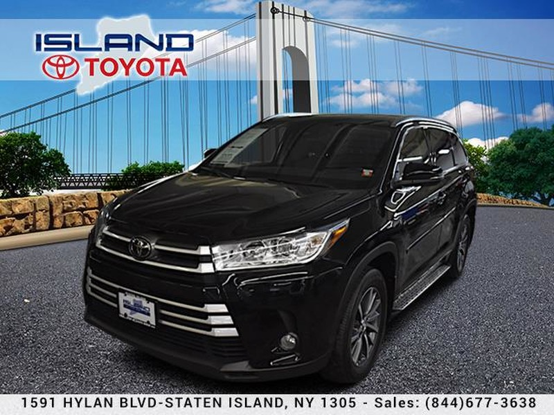 Pre Owned 2018 Toyota Highlander Se Lifetime Warranty