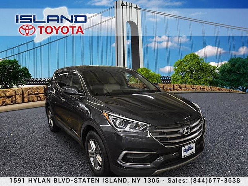 Pre-Owned 2017 Hyundai Santa Fe Sport 2.4L Auto AWD LIFETIME WARRANTY