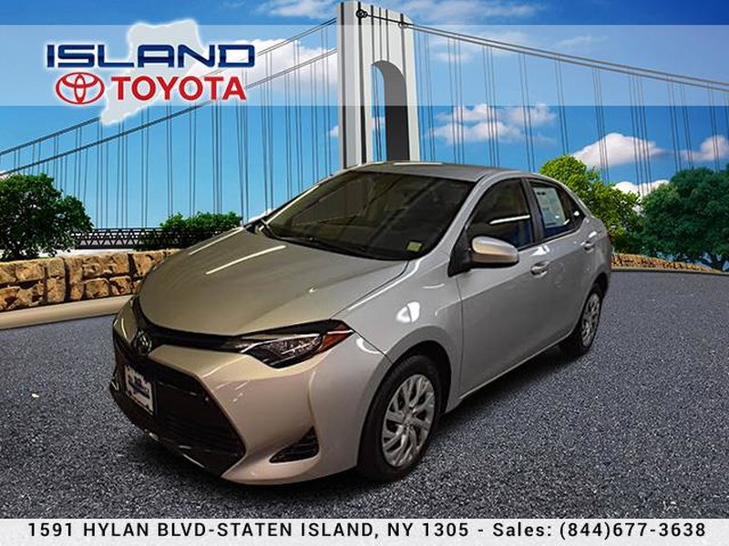 Pre-Owned 2017 Toyota Corolla LE CVT LIFETIME WARRANTY