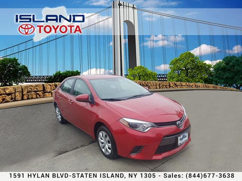 Certified Pre-Owned 2016 Toyota Corolla LE LIFETIME WARRANTY INCLUDED