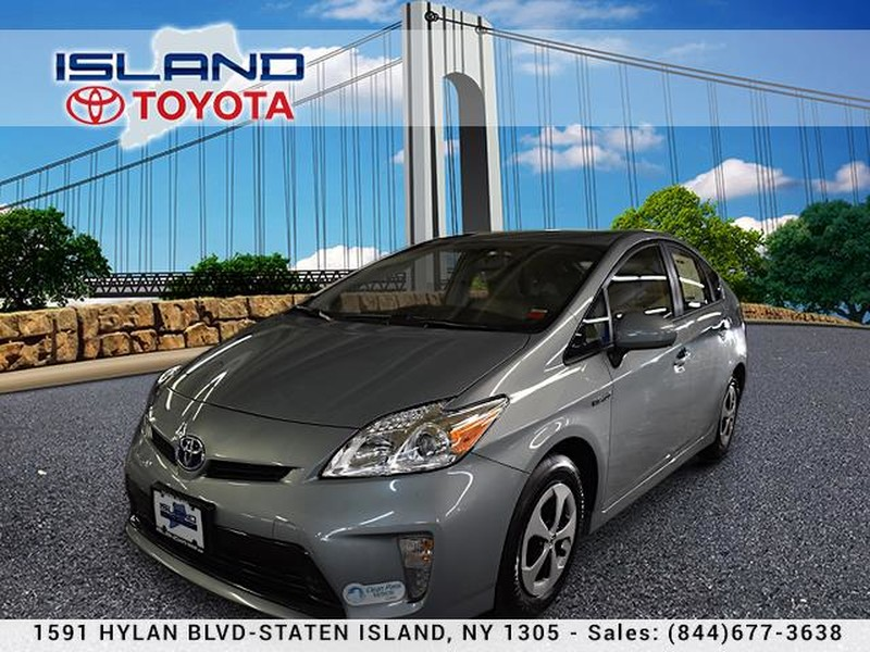 Pre-Owned 2015 Toyota Prius 5dr HB Four