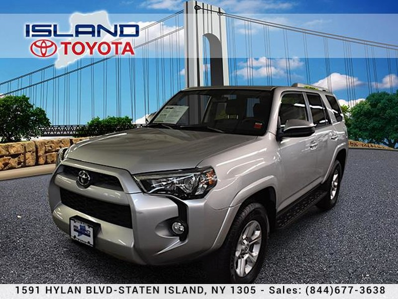 Pre Owned 2017 Toyota 4runner Sr5 4wd Lifetime Warranty