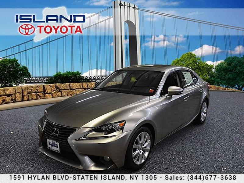 Pre-Owned 2014 Lexus IS 250 4dr Sport Sdn Auto RWD LIFETIME WARRANTY