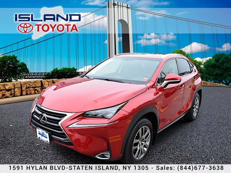 Pre-Owned 2016 Lexus NX 200t 200T NX LIFETIME WARRANTY