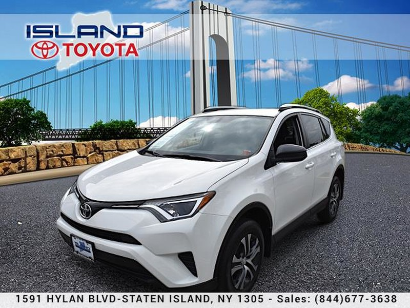 Pre Owned 2016 Toyota Rav4 Awd 4dr Le Lifetime Warranty