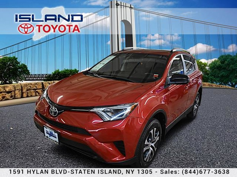 Pre-Owned 2016 Toyota RAV4 AWD 4dr LE LIFETIME WARRANTY