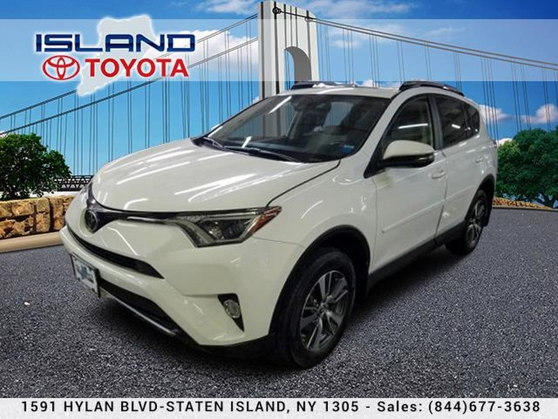 Pre-Owned 2017 Toyota RAV4 XLE AWD LEASE FOR $219 36 MO OR 0% AVAILABLE
