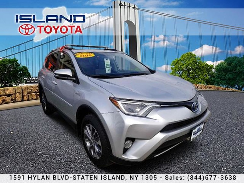 Pre-Owned 2016 Toyota RAV4 Hybrid XLE AWD INDOOR SHOWROOM 1605 HYLAN BLVD